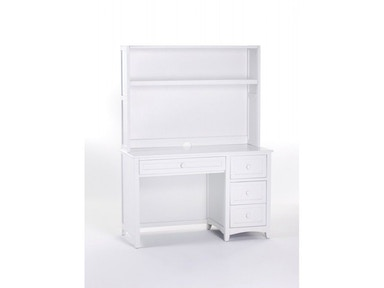 Hillsdale Kids and Teen Schoolhouse White Desk 7540