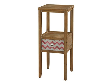 Powell Furniture Squiggly-Dee Accent Table