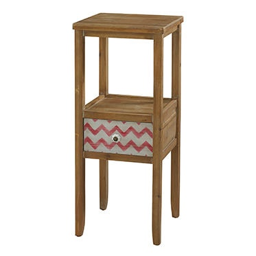 Powell Furniture Living Room Squiggly Dee Accent Table 111 269   Simply  Discount Furniture   Santa Clarita And Valencia, CA