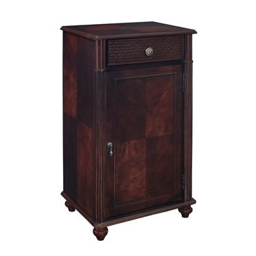 Wonderful Powell Furniture South Seas Wine Storage Cabinet 129 512