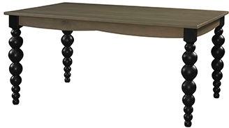 Powell Furniture Dining Room Corbett Ball Legged Dining Table 259 417 Carol House Furniture