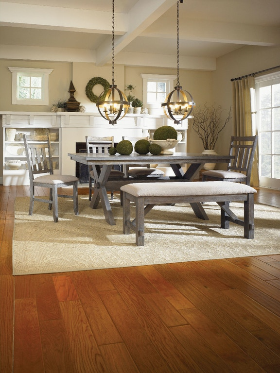 Powell Furniture Dining Room 6-PC. Turino Dining Set - 457 ...