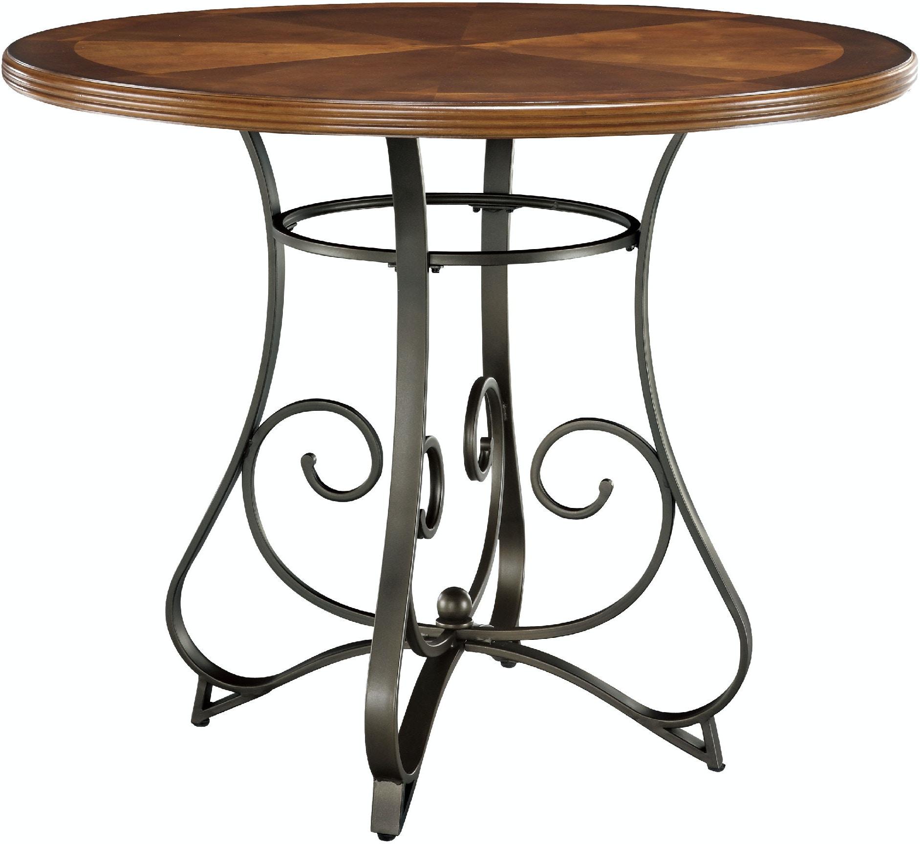 Powell Furniture Dining Room Hamilton Gathering Table