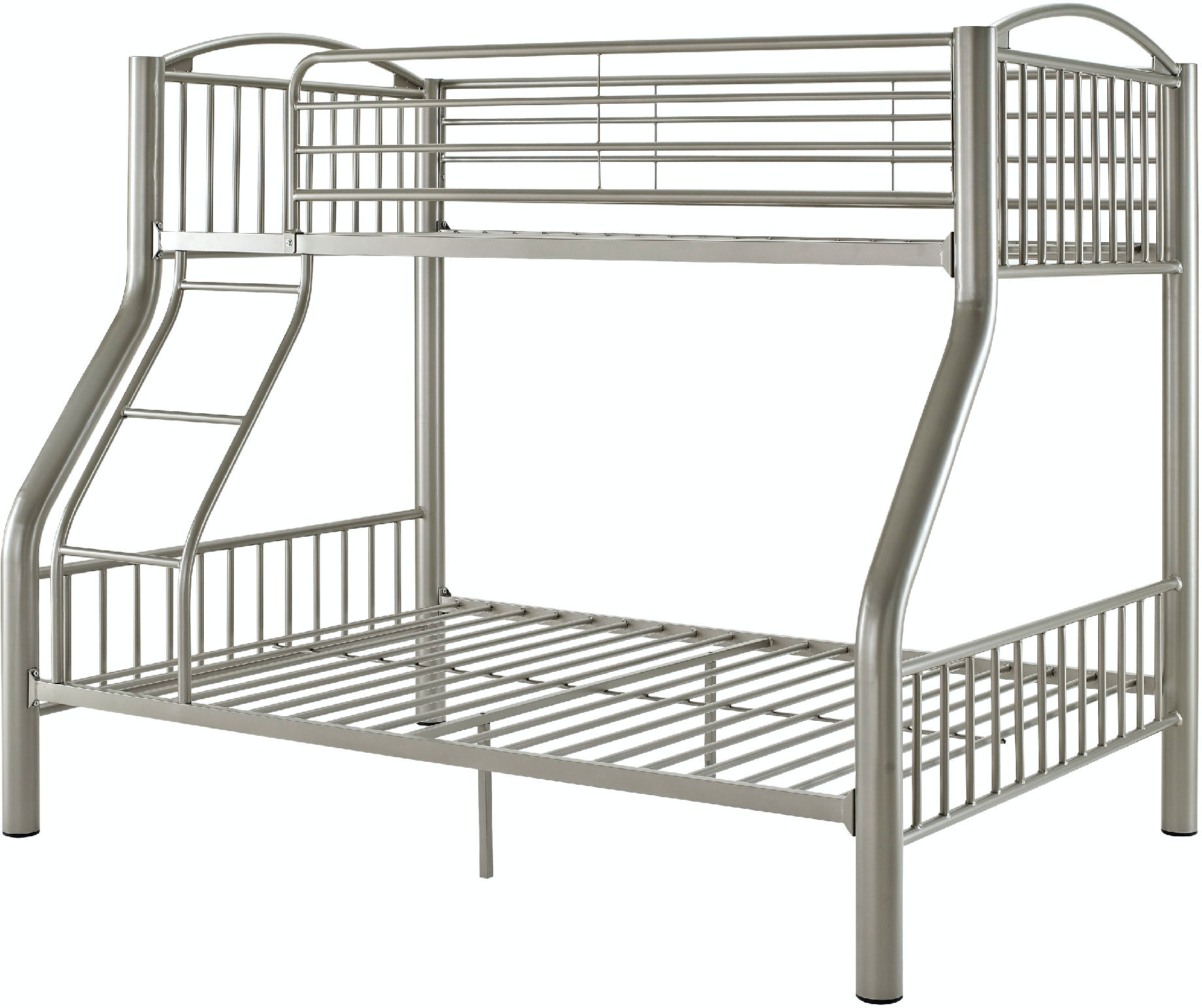 Powell Furniture Youth Twin over Full Pewter Bed 941 192