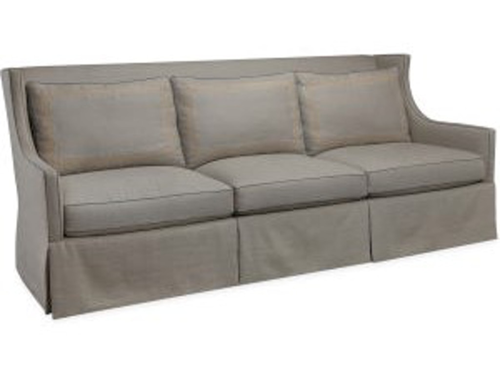 Lee Industries Living Room Sofa 1011 03 Georgia Furniture Savannah Ga