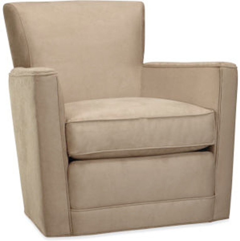 Lee Industries Living Room Swivel Chair 1017-01SW - Seville Home ...