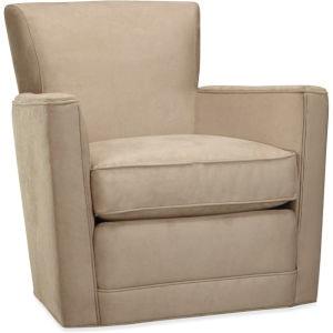 Delightful Lee Industries Swivel Chair 1017 01SW