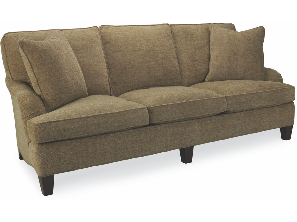 Lee industries living room sofa 1074 03 archers hall for Sofa design for hall