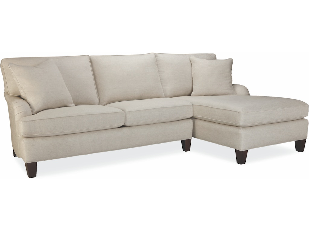 Lee industries living room sectional series 1074 series for Sectional sofas in savannah ga