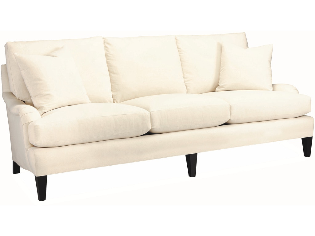 Lee industries living room sofa 1563 03 georgia for Sectional sofas in savannah ga