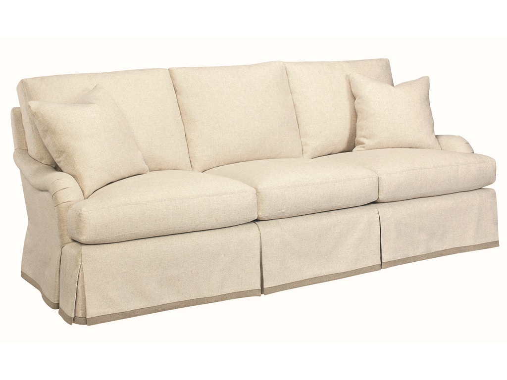 Lee industries living room sofa 1571 03 georgia for Sectional sofas in savannah ga