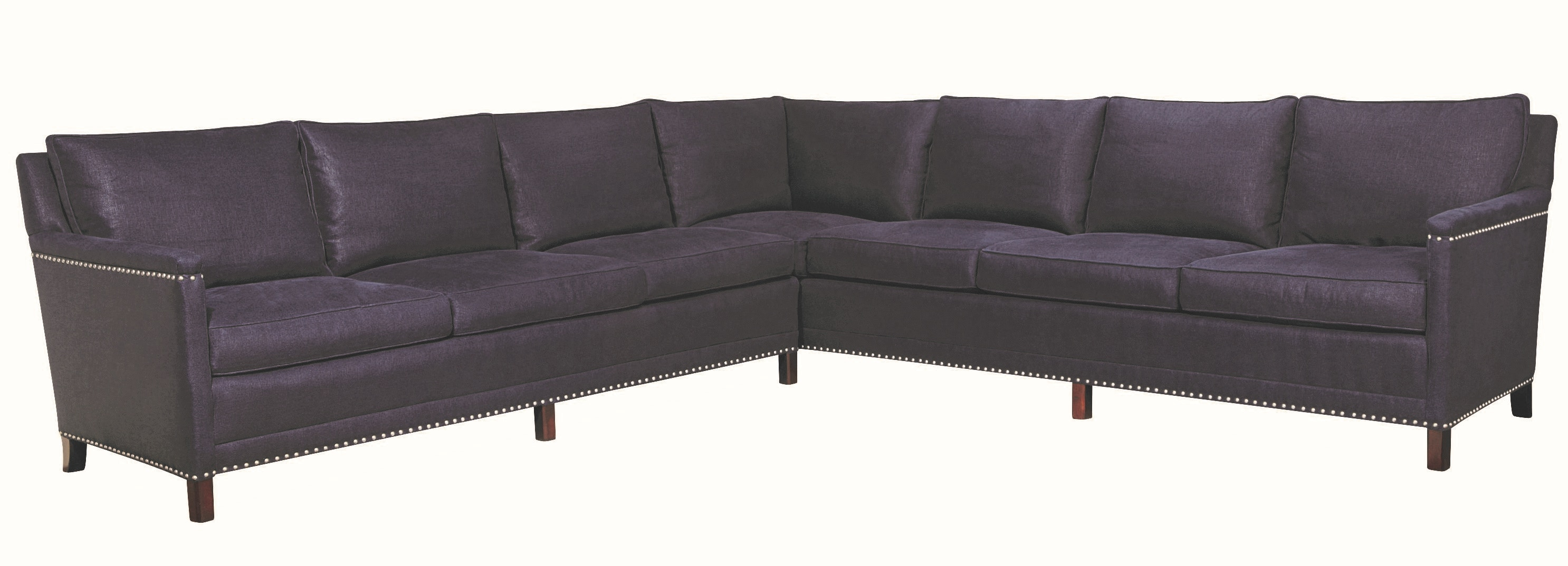 Lee Industries Four Cushion Cornering Sofa 1935 28LF