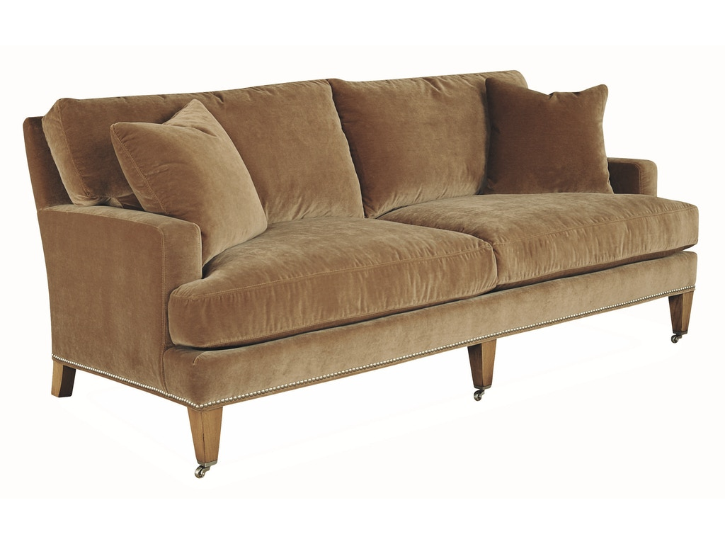 Lee industries living room apartment sofa 3063 11 for Sofa design for hall