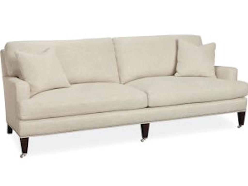 Lee Industries Living Room Two Cushion Sofa 3063 32 Georgia Furniture Savannah Ga