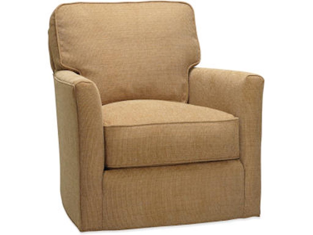 Lee Industries Living Room Swivel Chair 3121 01sw Exotic