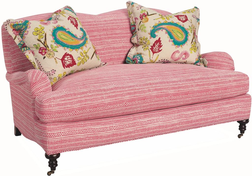 Lee Industries Living Room Loveseat 3278-02 - Georgia Furniture ...