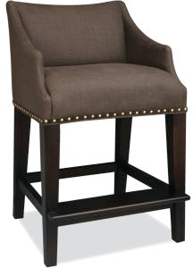 Lee Industries Bar And Game Room Campaign Counter Stool