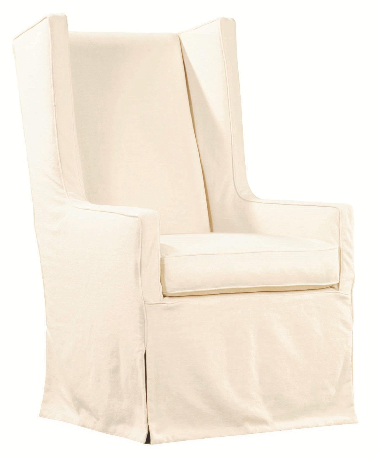 Lee Industries Slipcovered Host Chair C3915 41