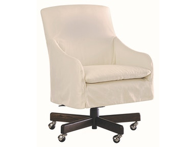 Lee Industries Slipcovered Desk Chair C5401-01DC