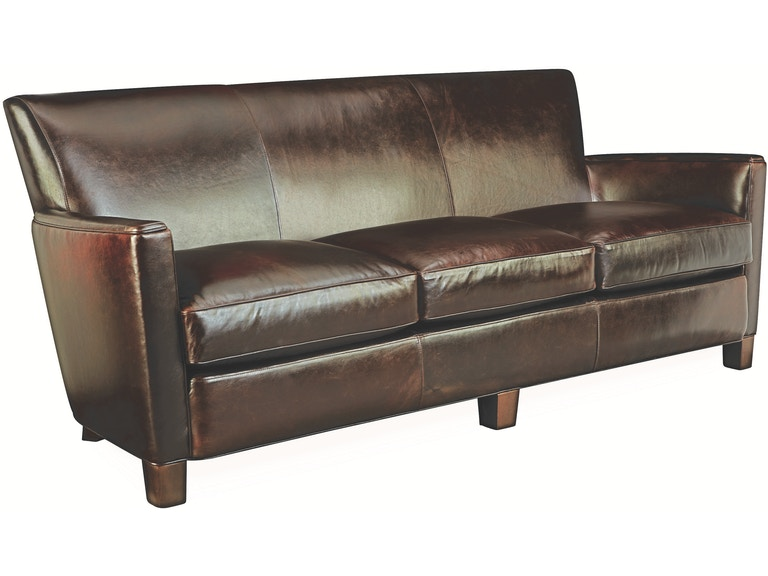 Lee Industries Leather Sofa L1017 03