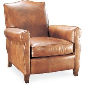 Lee Industries Leather Chair L1079 01