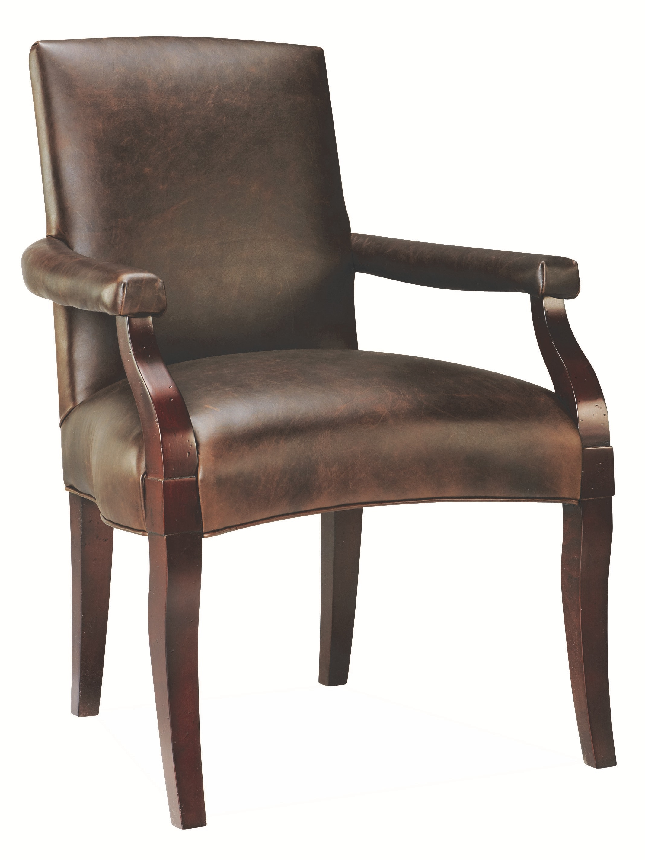 Lee Industries Dining Room Leather Chair