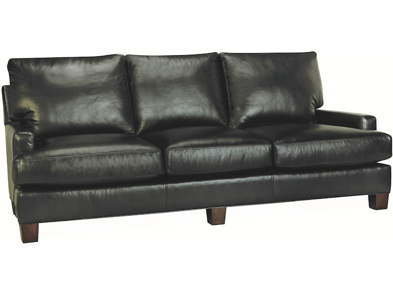 Lee Industries Leather Sofa L3973 03