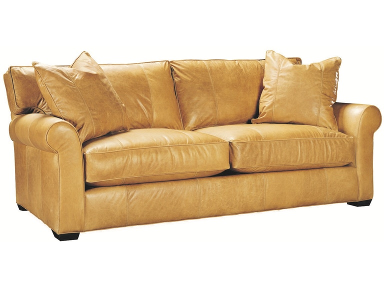Lee Industries Leather Sofa L7117 03