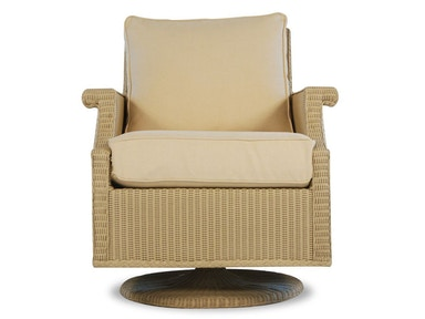 Lloyd Flanders Swivel Lounge Chair