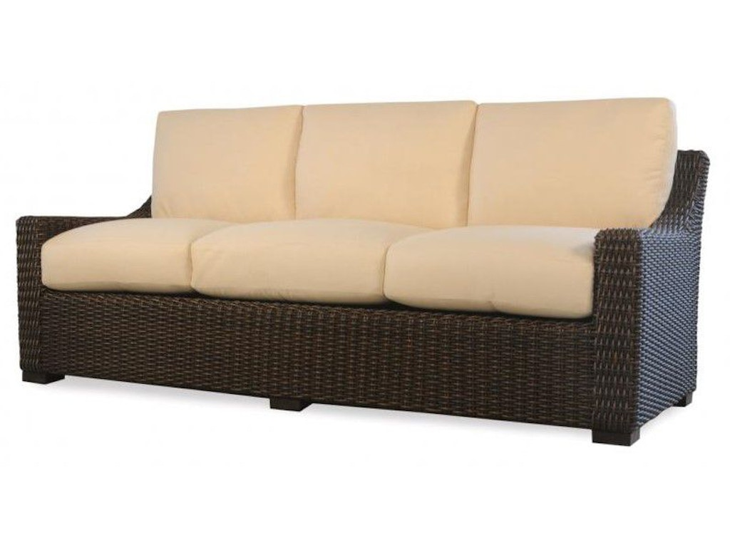 Lloyd Flanders Outdoorpatio Mesa Sofa 298055 Louis
