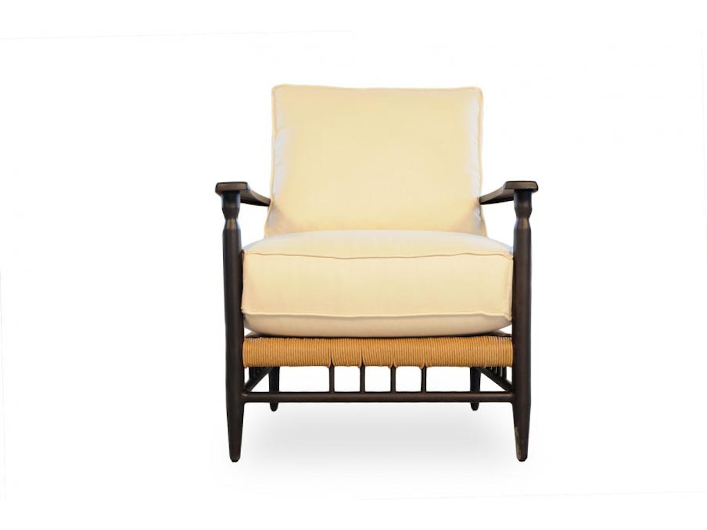Lloyd Flanders Outdoor Patio Low Country Lounge Chair 77002 Saxon Clark Furniture Patio Design