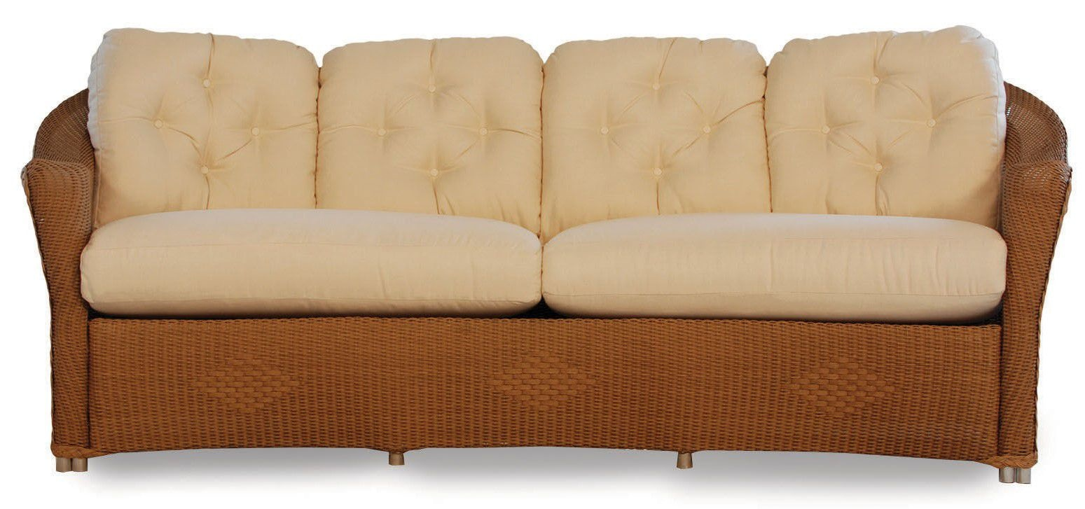 Lloyd Flanders Crescent Sofa 9059