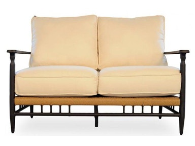 Lloyd Flanders Low Country Loveseat