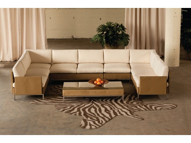 Lloyd Flanders Elements Sectional 203-Sectional