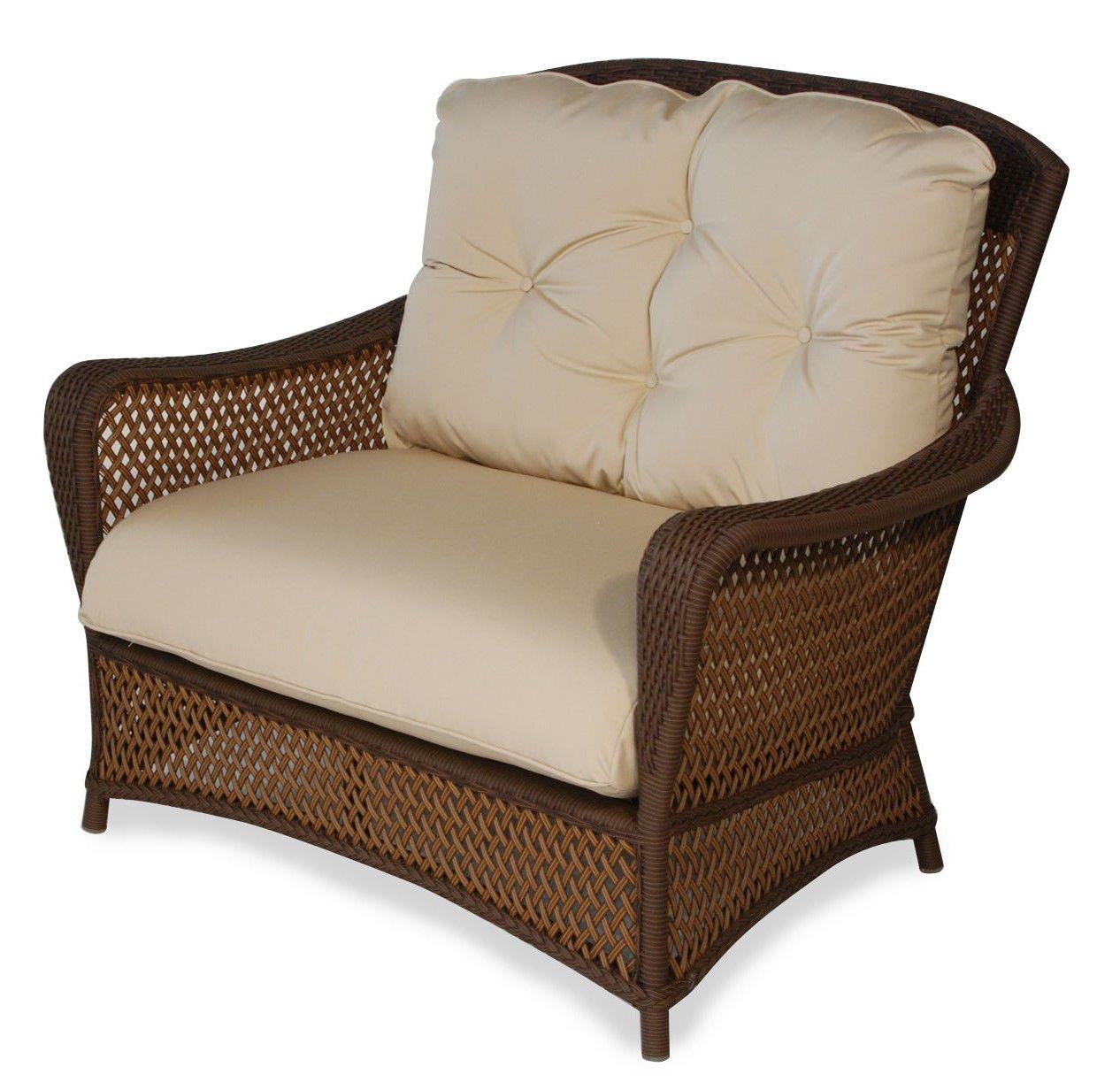 N Lloyd Flanders Chair And A Half 71315