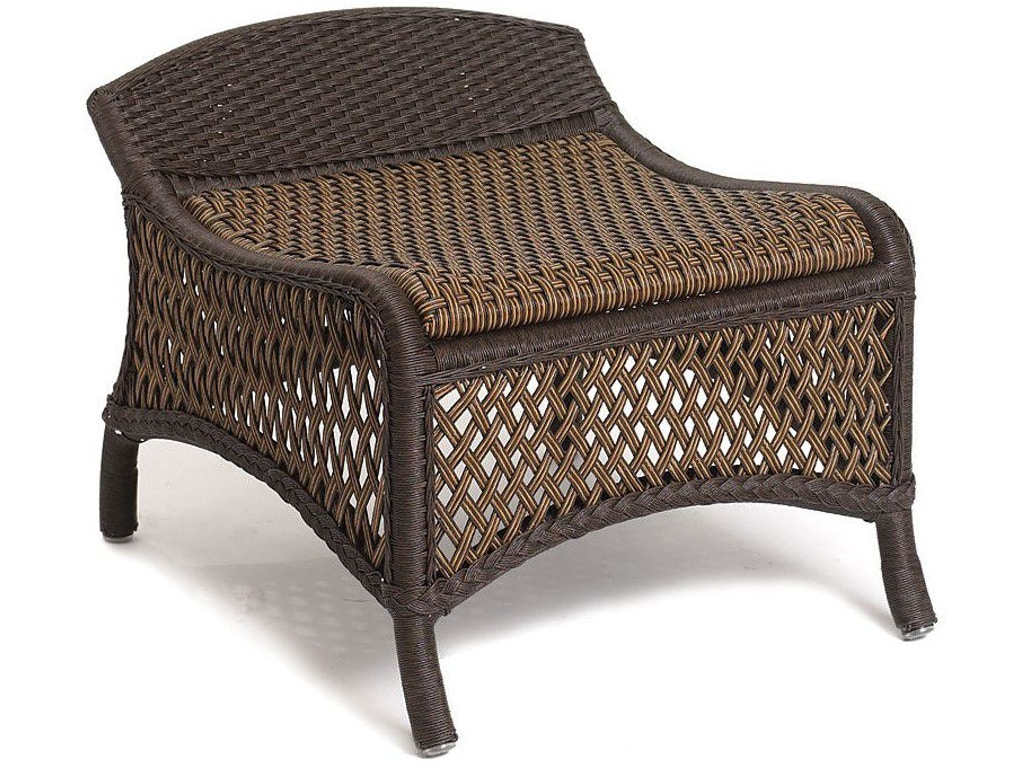 outdoor patio the grand traverse ottoman 71917 at greenbaum interiors. Black Bedroom Furniture Sets. Home Design Ideas