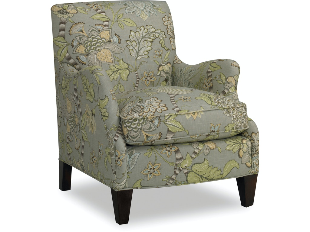 Sam moore living room aunt jane club chair 1190 garnand for Outdoor furniture kansas city