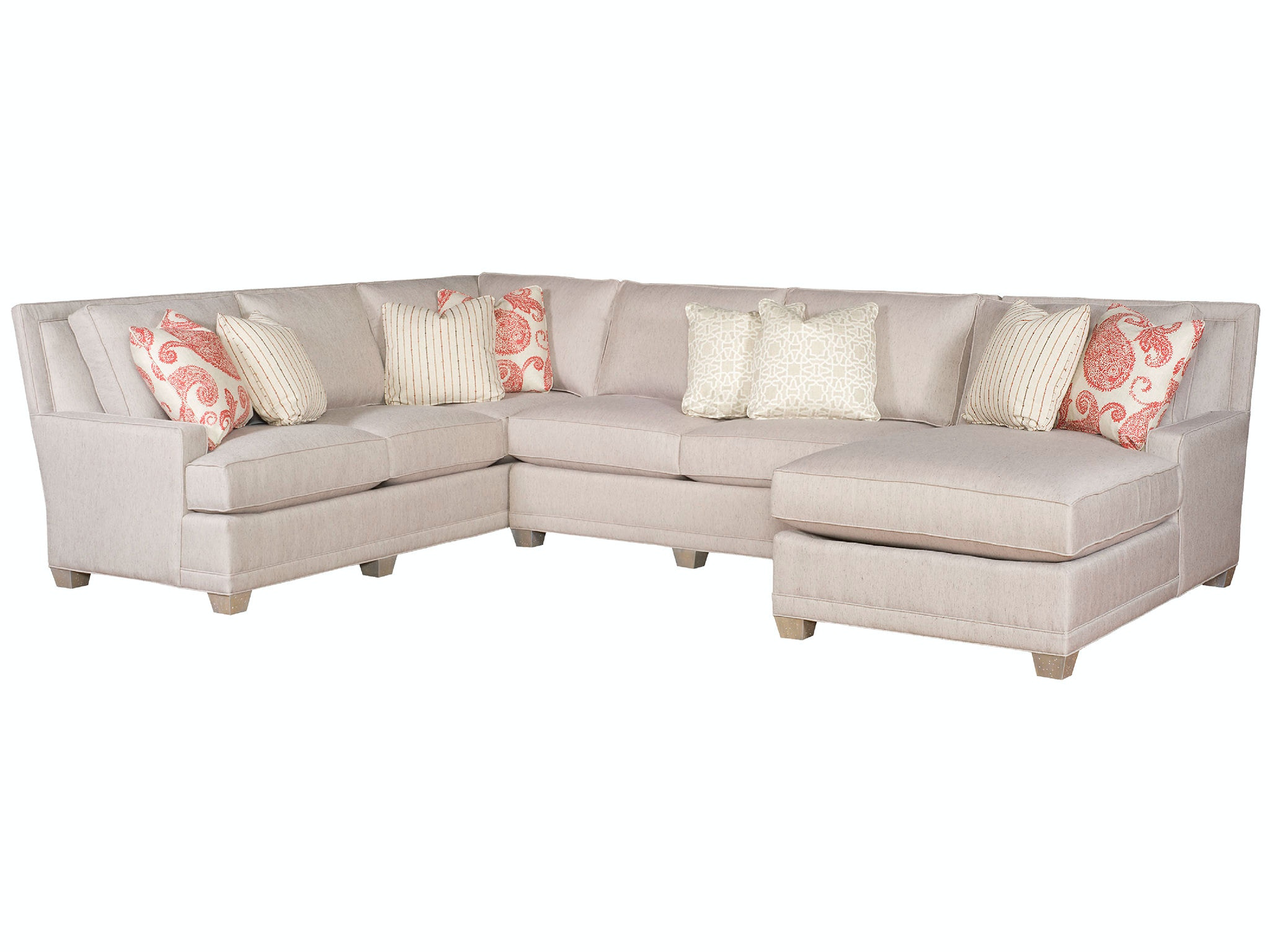 King Hickory Living Room Savannah Sectional