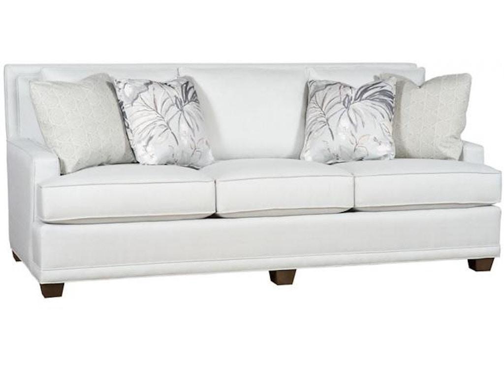 King Hickory Living Room Savannah Sofa 1000 Twz Schmitt Furniture Company New Albany In