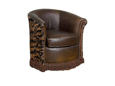 King Hickory Wonder Swivel Chair