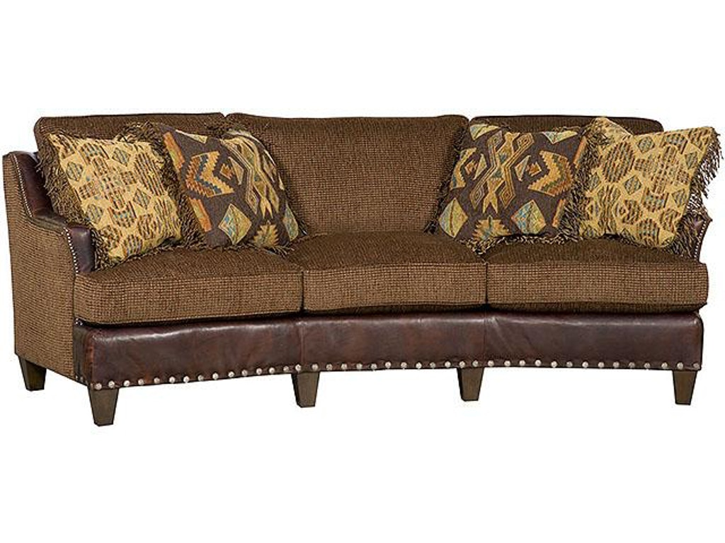 Hickory Manor Living Room Melrose Conversation Sofa 1465 Lf Grace Furniture Marcy Ny