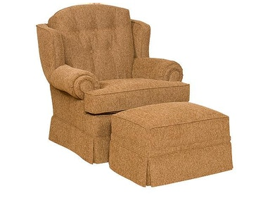 King Hickory Valerie Fabric Chair