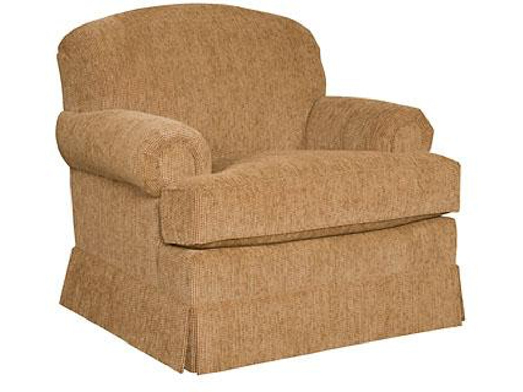King hickory living room callie fabric chair 2851 for Q furniture west kirby