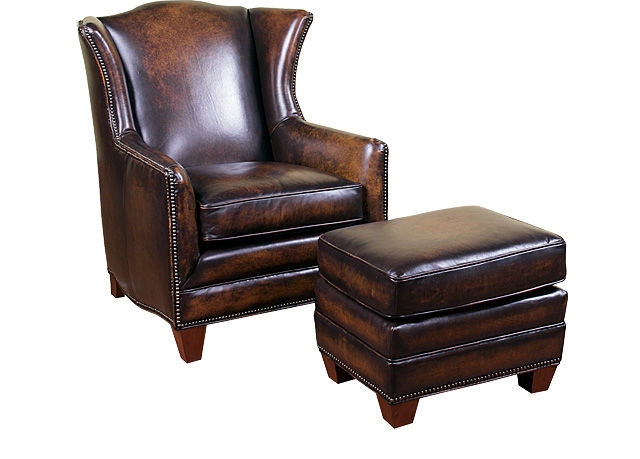 King Hickory Living Room Athens Ottoman 5778D Erie PA
