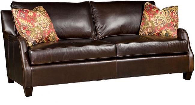 king hickory living room santa leather sofa 3200 l harvey s furniture quincy il