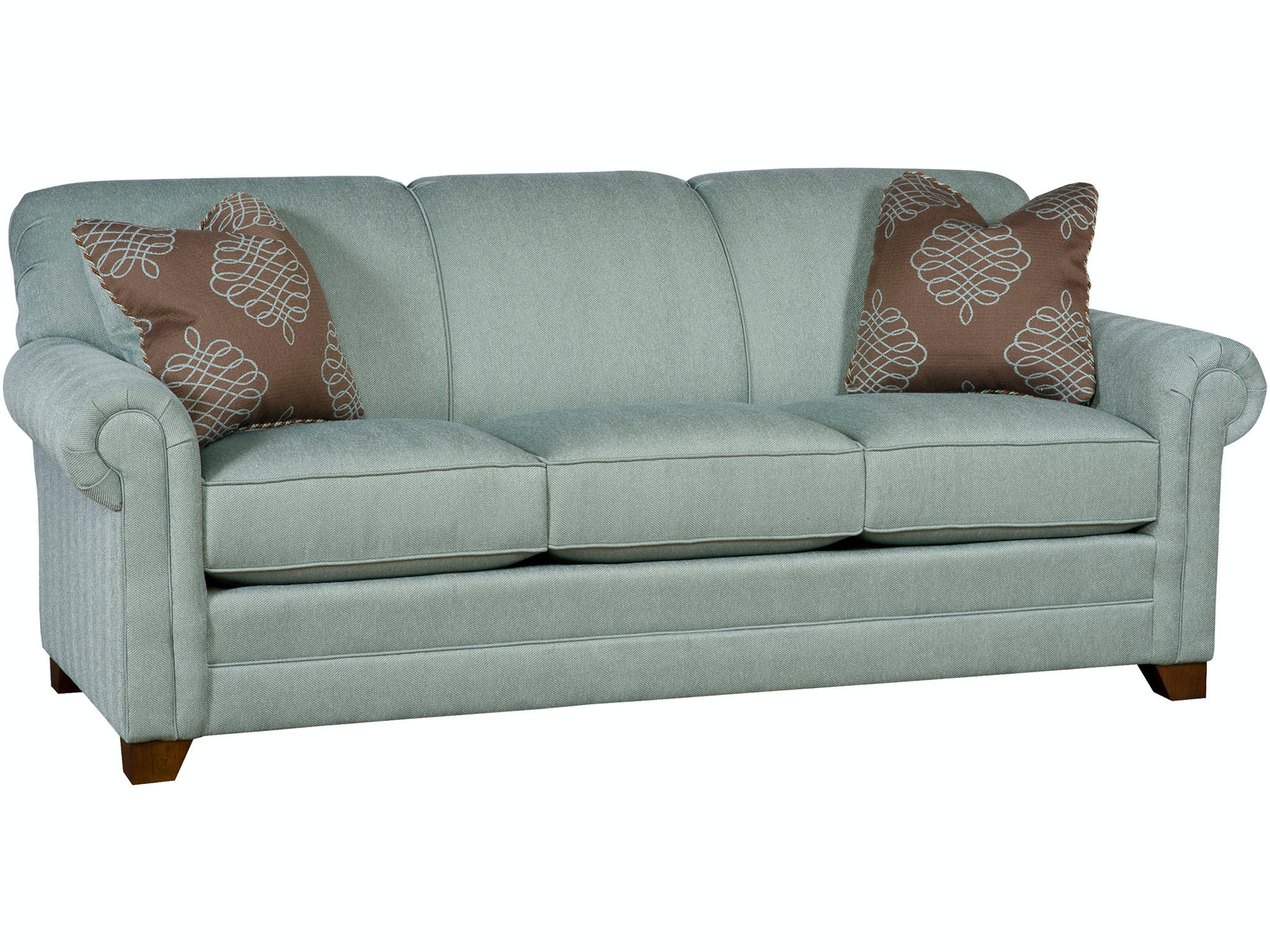 Merveilleux King Hickory Living Room Angelina Sofa