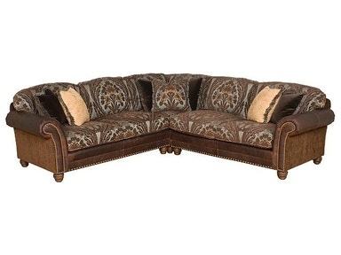 Katherine Fabric/Leather Sectional