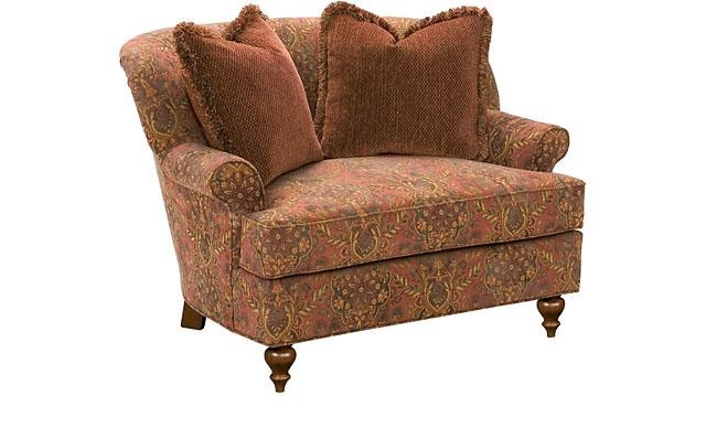 King Hickory Cuddle Chair And A Half 5101