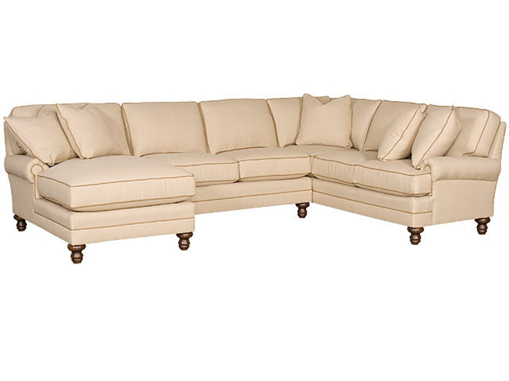 Hickory Manor Living Room Kelly Sectional 1200 Sect Grace Furniture Marcy Ny