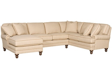 King Hickory Kelly Sectional